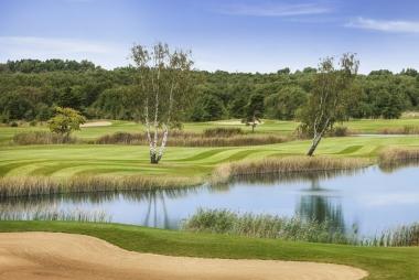 Kaheöine golfipuhkus All-in-One