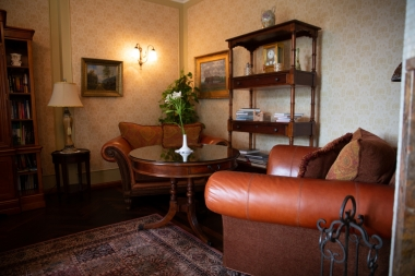 Ekesparre Butiikhotelli lounge